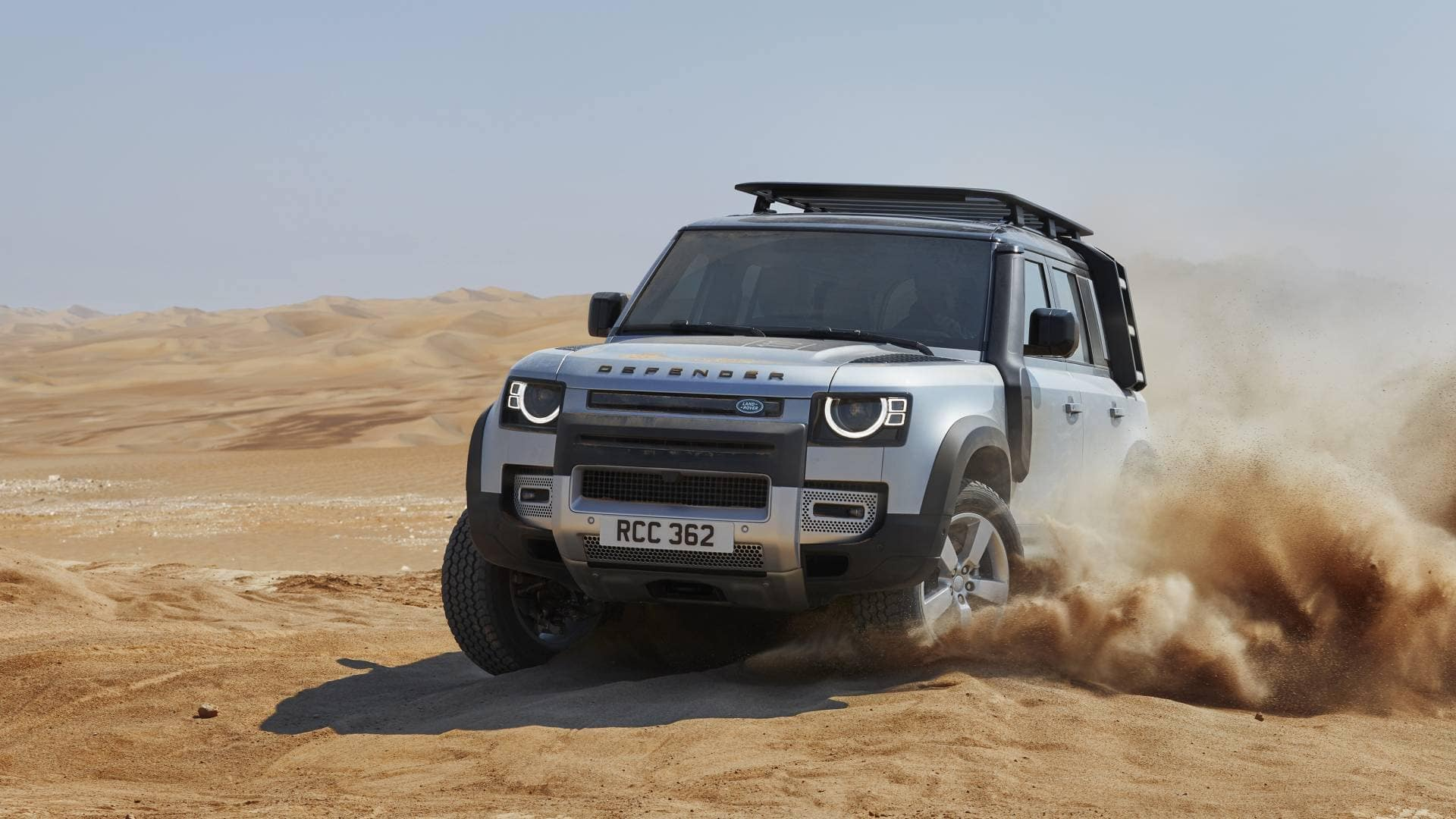 Land Rover Defender Performance