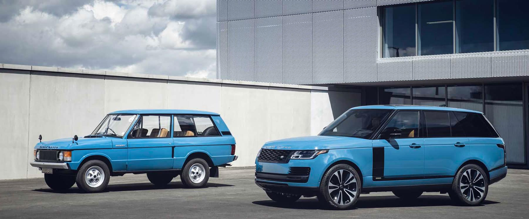 2020 Land Rover Range Rover Velar Model Overview at Land Rover Louisville