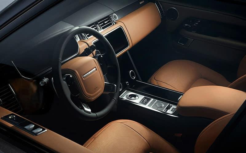 Range Rover Autobiography Fifty Edition Interior