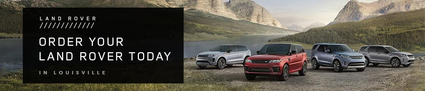 Reserve Your Land Rover Page - Land Rover Louisville