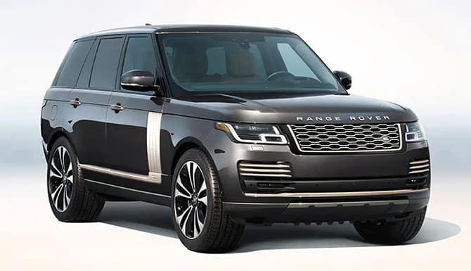 2021 Range Rover SVAutobiography Dynamic