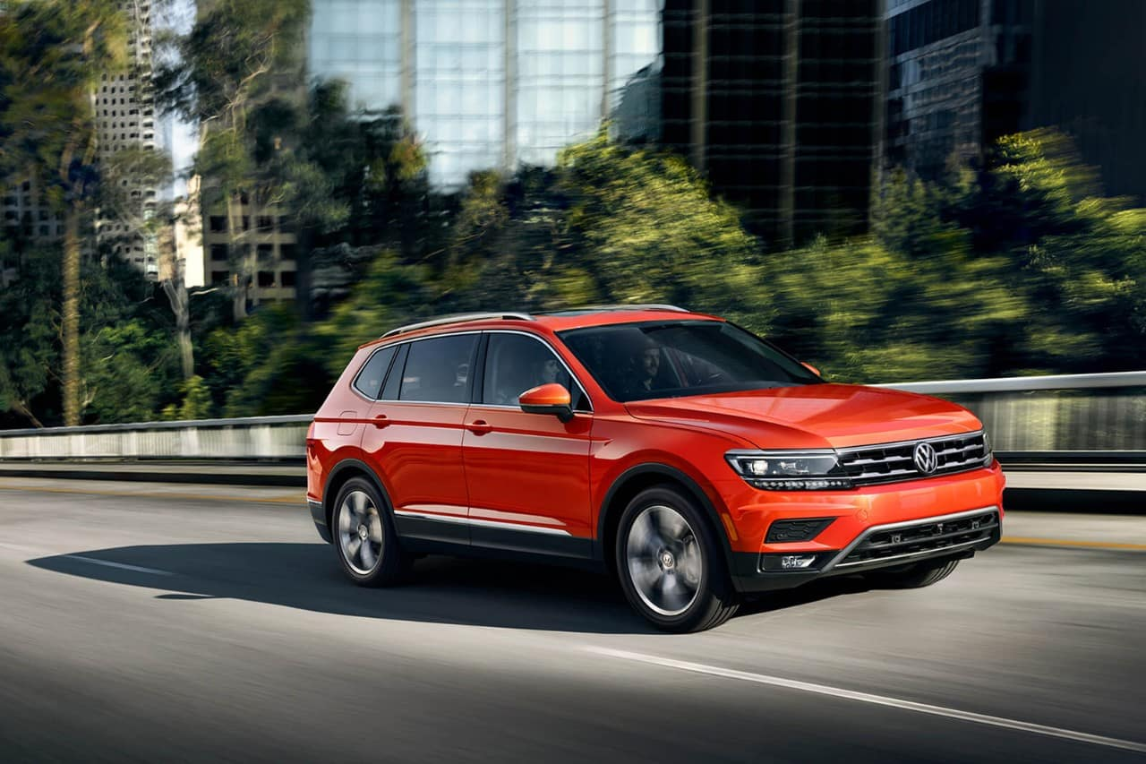 Cars com Awarded 2018 Volkswagen Tiguan the Best Compact SUV