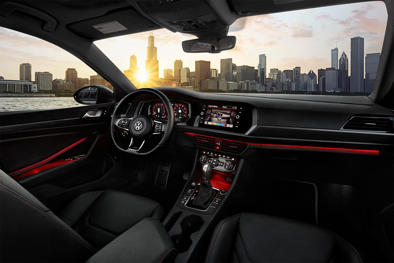 Introducing The New 2019 Volkswagen Jetta Gli Larry Roesch Volkswagen