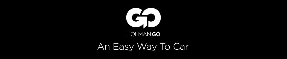 Holman Go - An Easy Way to Car banner