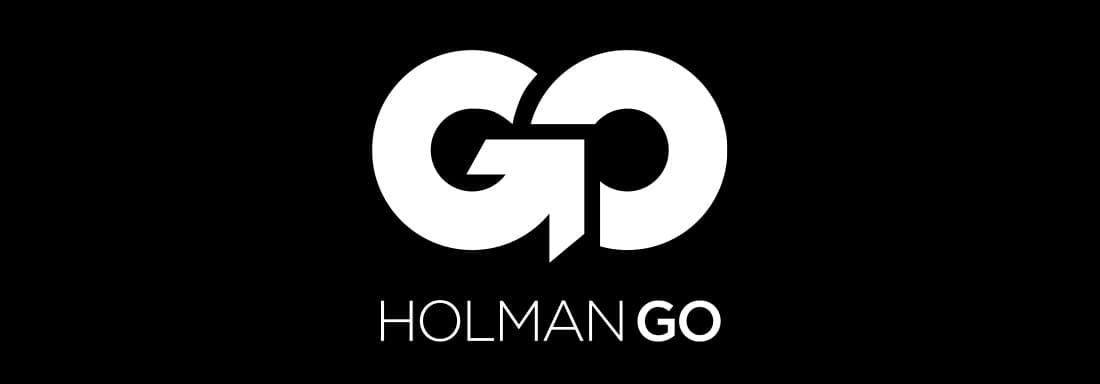 Holman GO banner