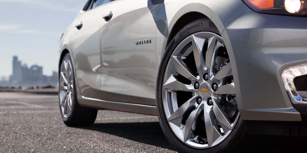 2018 Chevrolet Malibu Wheel
