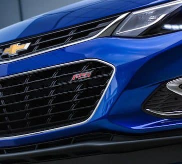 2018 Chevy Cruze Grill