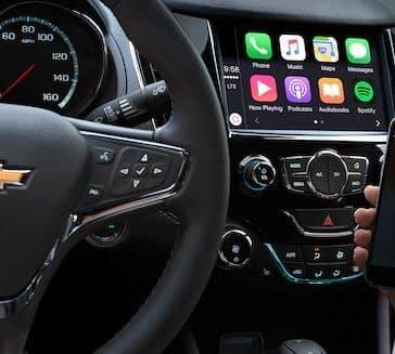 2018 Chevy Cruze Smartphone