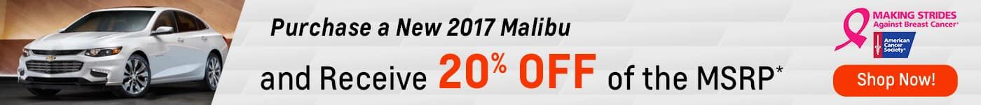 Malibu October Offer BC