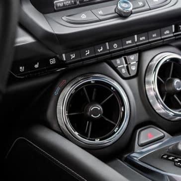 2018 Chevy Camaro Technology