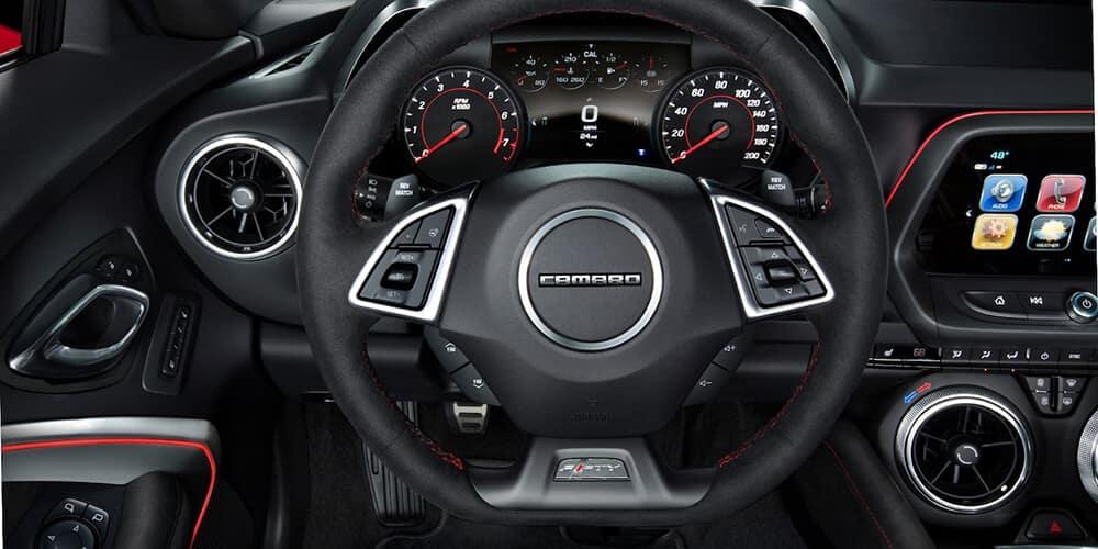 2018 Chevy Camaro Steering Wheel