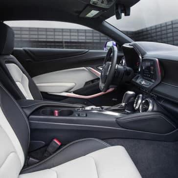 2018 Chevy Camaro Cabin