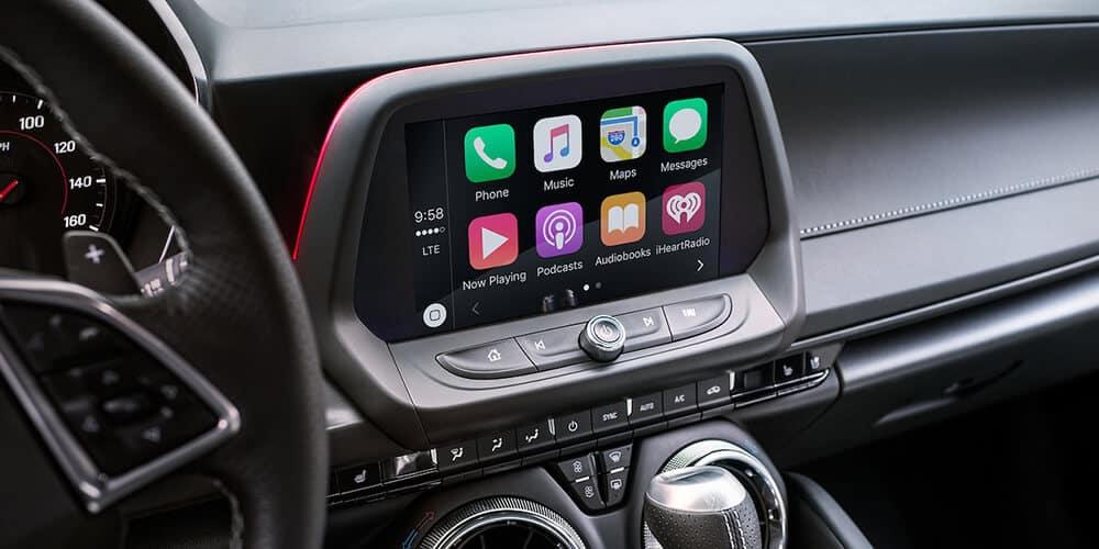 2018 Chevy Camaro Touchscreen