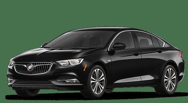 2018 Buick Regal Black