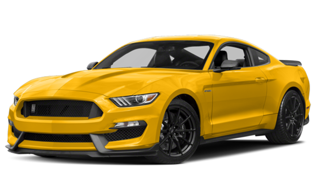 2018 Ford Mustang Yellow