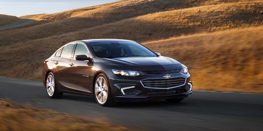 2018 Chevy Malibu Performance