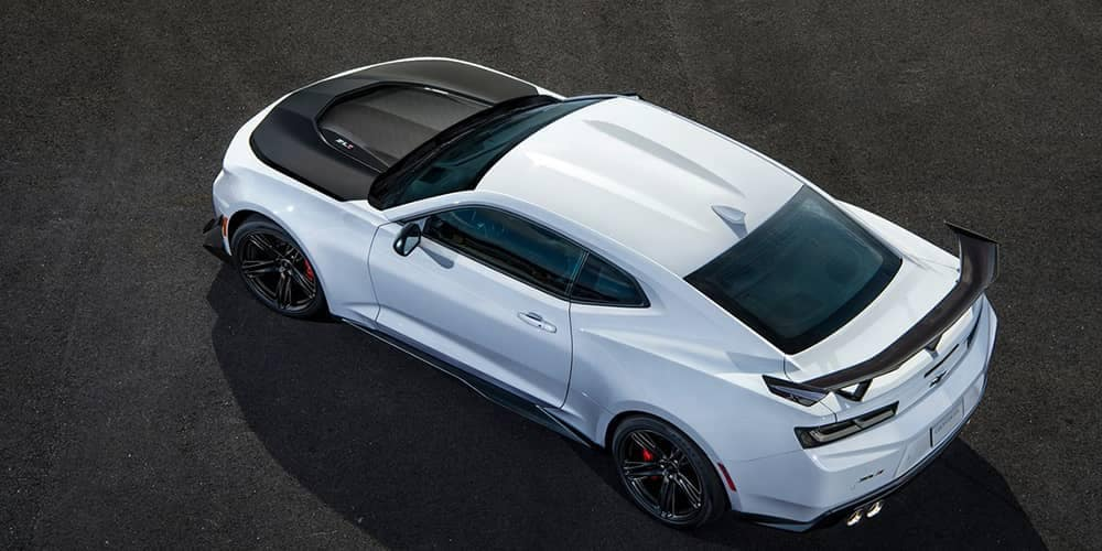 2018 Chevy Camaro Top