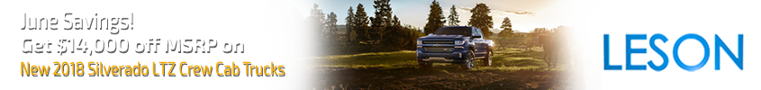 Chevy Silverado June Offers