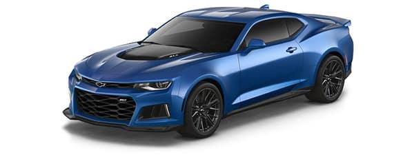 2018 Chevrolet ZL1 Trim