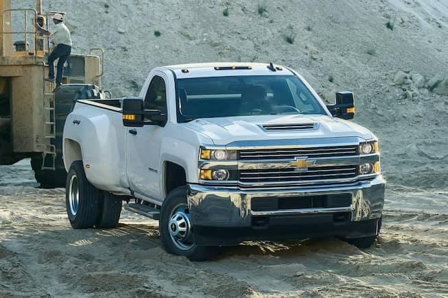 2018 Chevy Heavy Duty Truck