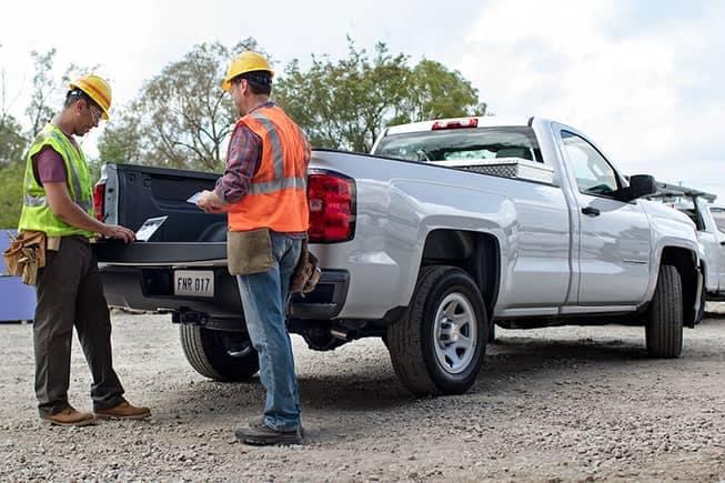2018 Chevy Light Duty Truck