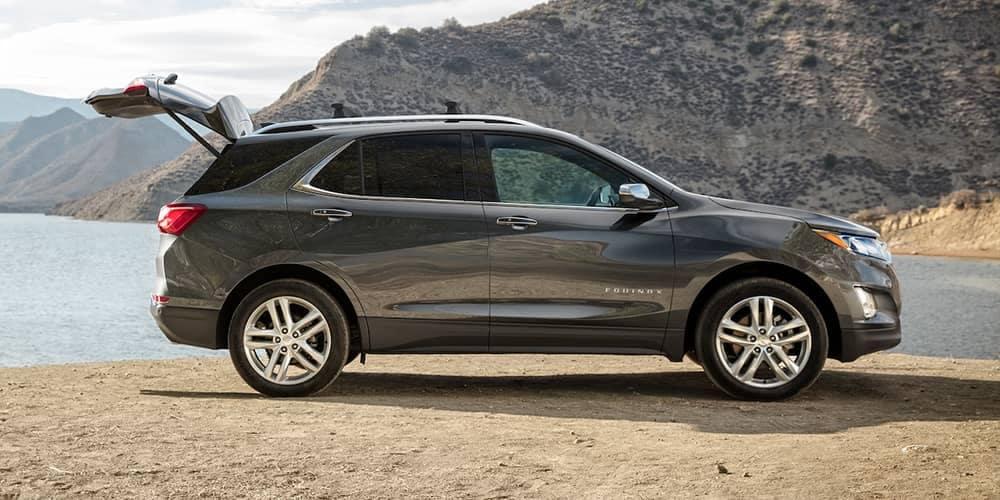 2019 Chevrolet Equinox Parked