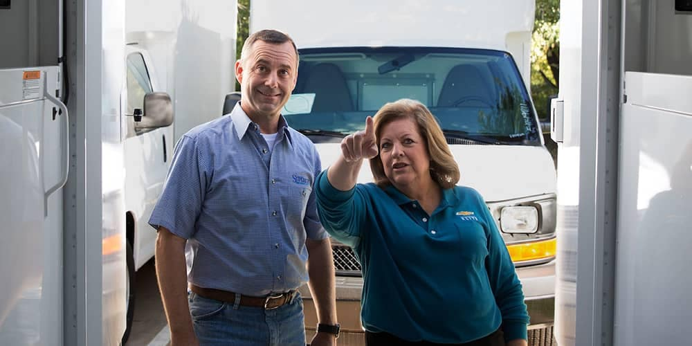 Chevy Business Elite Rep