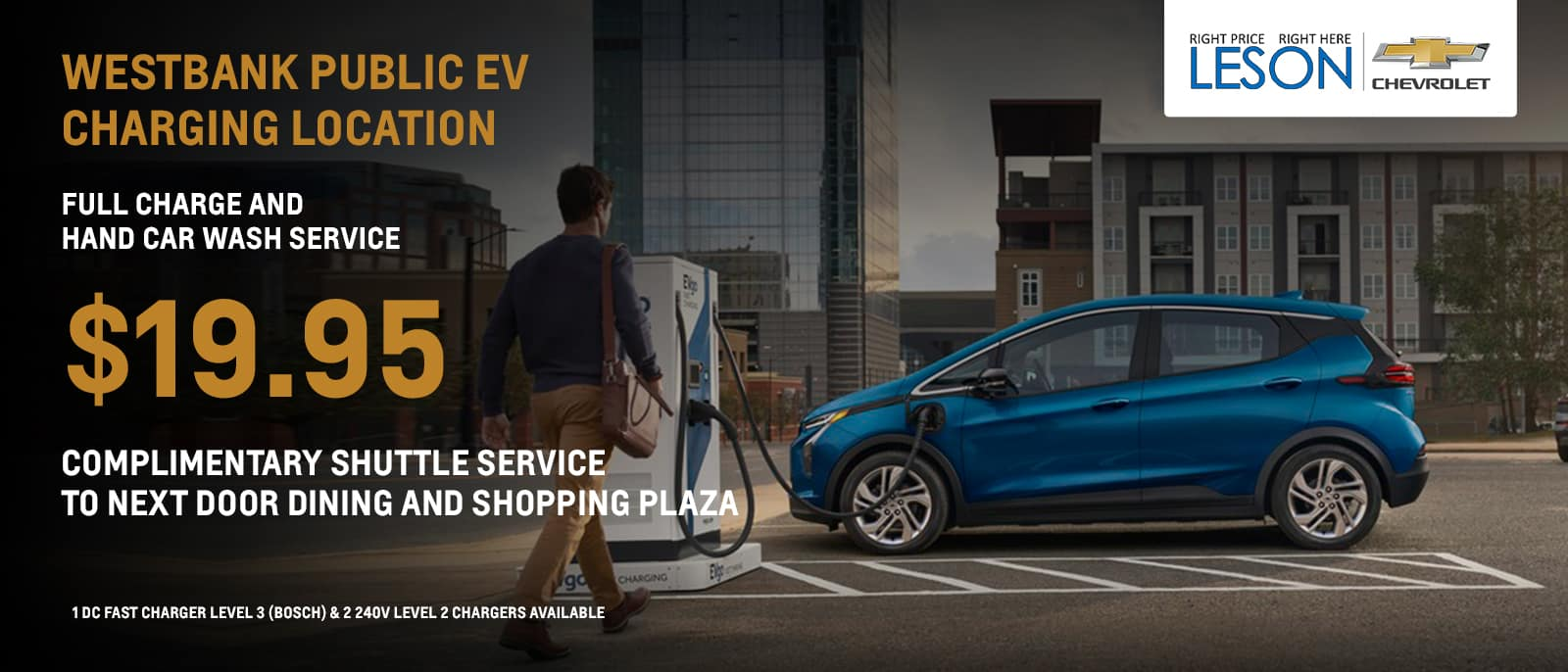 Full Charge and Hand Car Wash Service