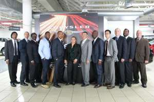 Major World Chrysler Dodge Jeep Ram Sales Team