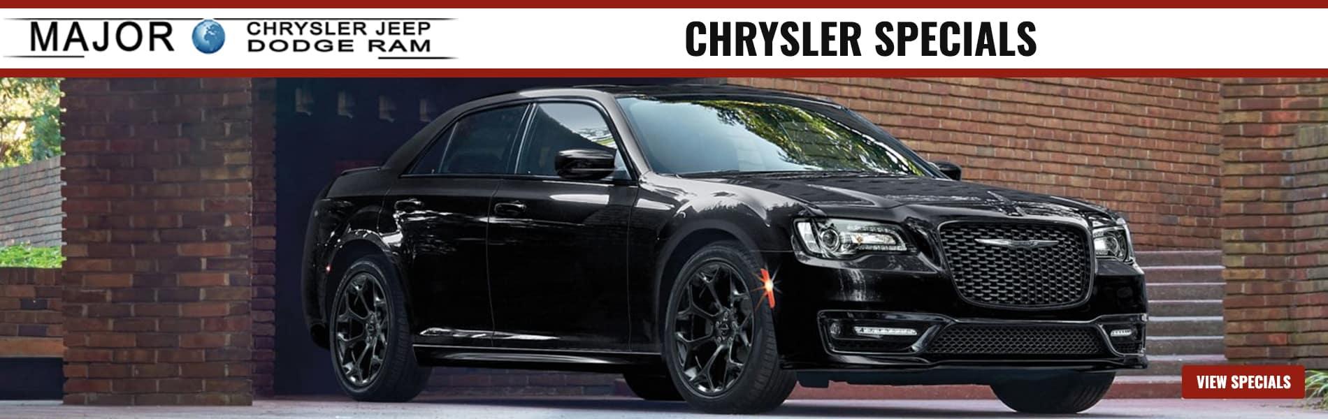 New Used Car Dealer Major World Chrysler Jeep Dodge RAM Long - Chrysler specials