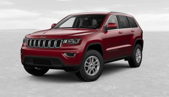 The 2018 Jeep Grand Cherokee In Long Island City Ny