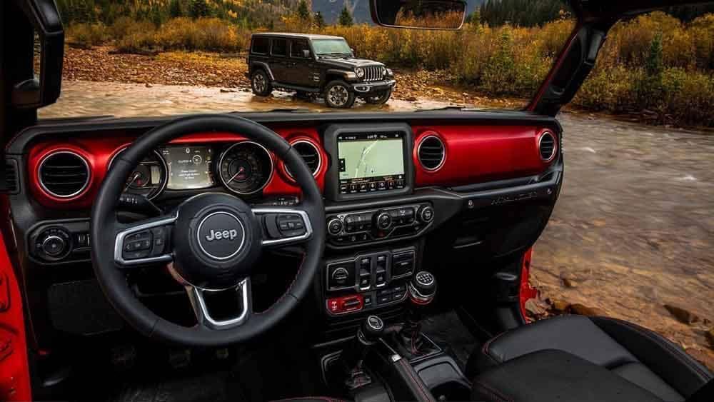 2018 Jeep Wrangler Gallery 5