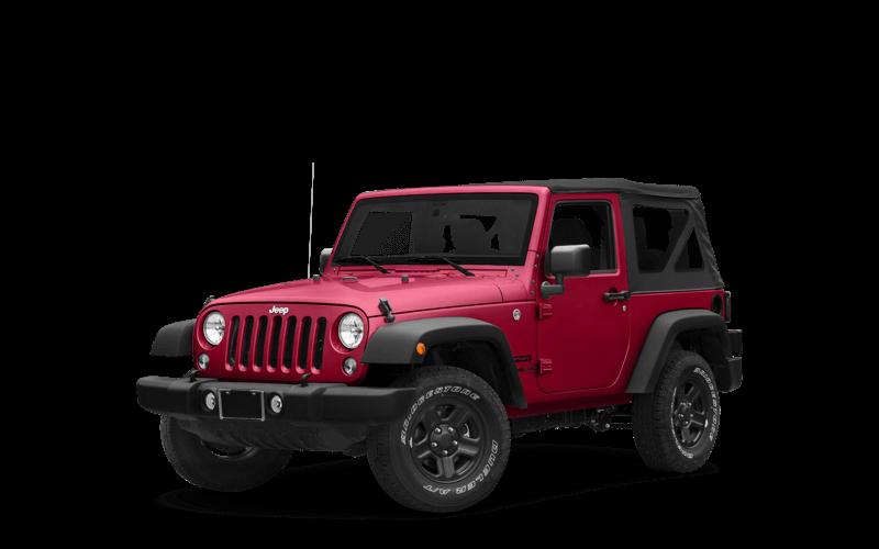 2018 Jeep Wrangler JK Specs and Info