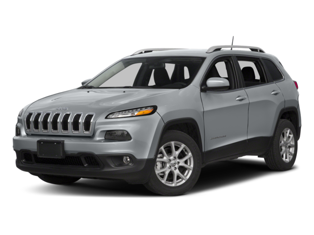 2018 Jeep Cherokee Grey