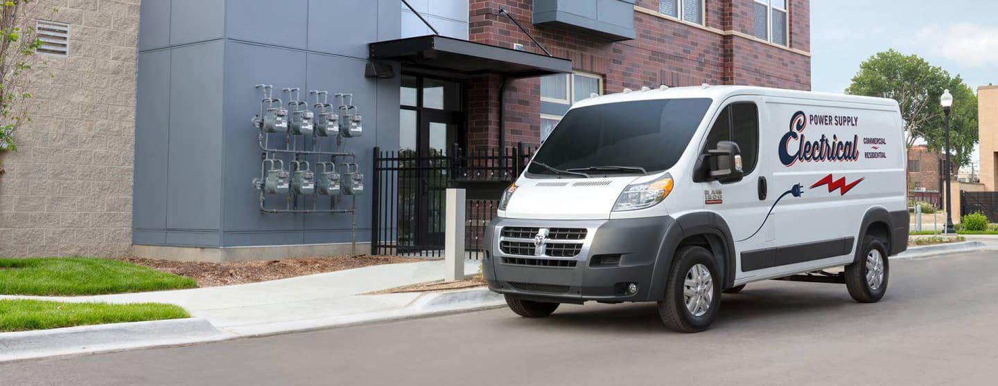 What Is The Ram Promaster Major Chrysler Dodge Jeep Ram