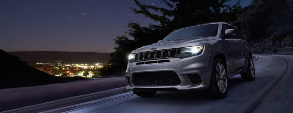 Jeep Grand Cherokee Trims