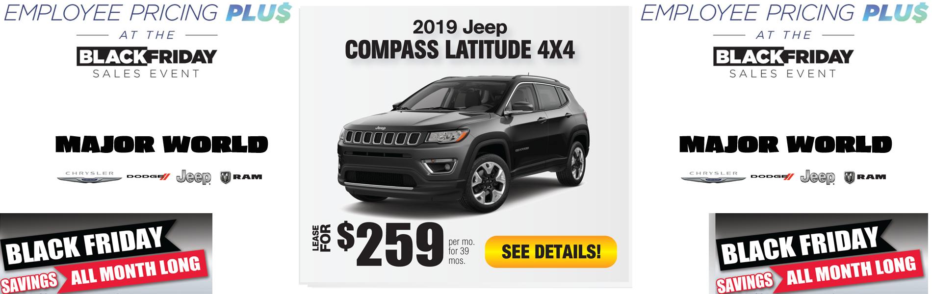 Chrysler Dealer Connect >> New Used Car Dealer Major World Chrysler Jeep Dodge Ram