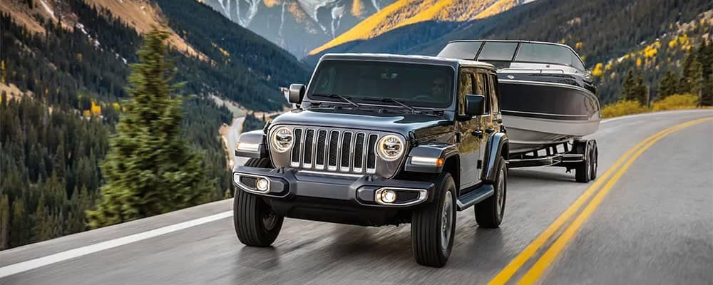Jeep Grand Cherokee Towing Capacity >> How Much Can The 2019 Jeep Wrangler Tow Major World