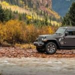 2019 Jeep Wrangler Grey Color