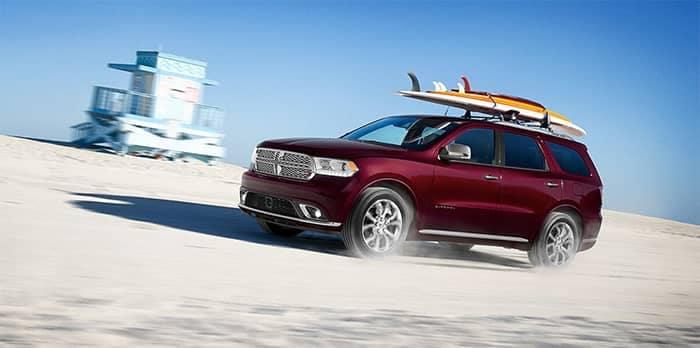 Dodge Durango Off-Roading