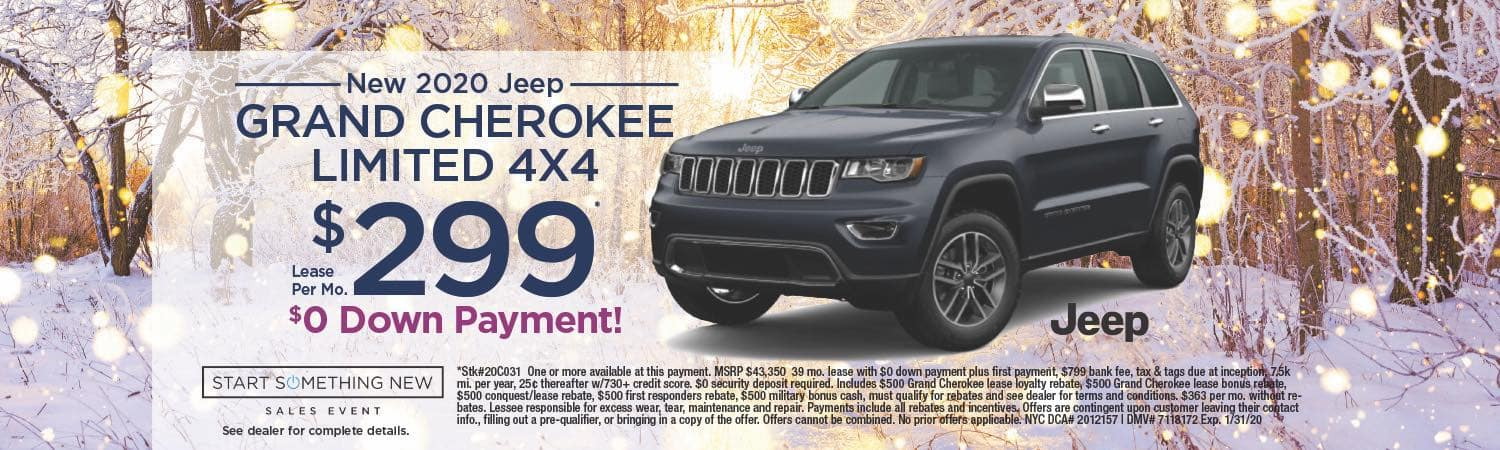 Cherokee Limited
