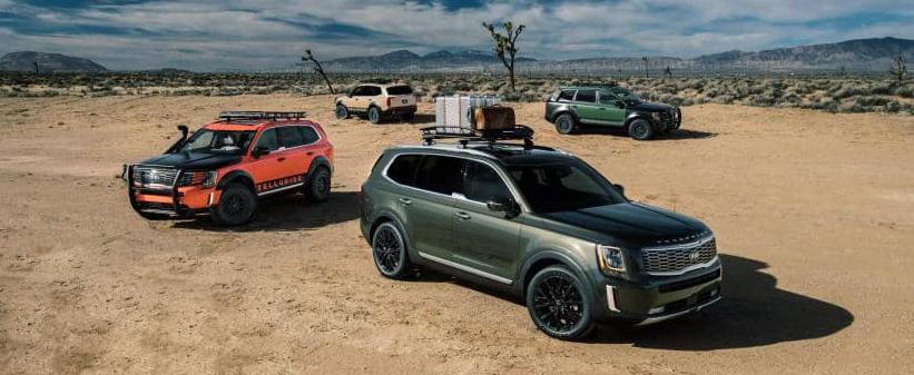 Kia Best SUV Brand Scottsdale AZ Finance