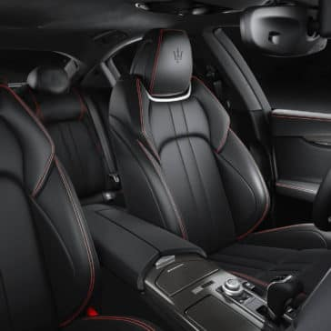 2017 Maserati Ghibli Interior
