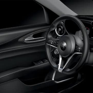 2017 Alfa Romeo Giulia Interior Dash