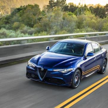 2017 Alfa Romeo Giulia Ti RWD Bridge