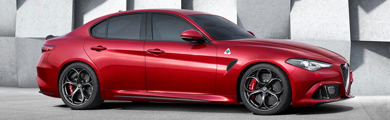 New Alfa Romeo Giulia | Maserati Alfa Romeo of Daytona | AMSI GROUP