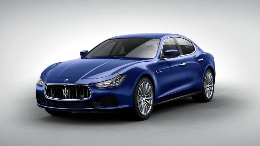 0.0% Financing available on Maserati Ghibli