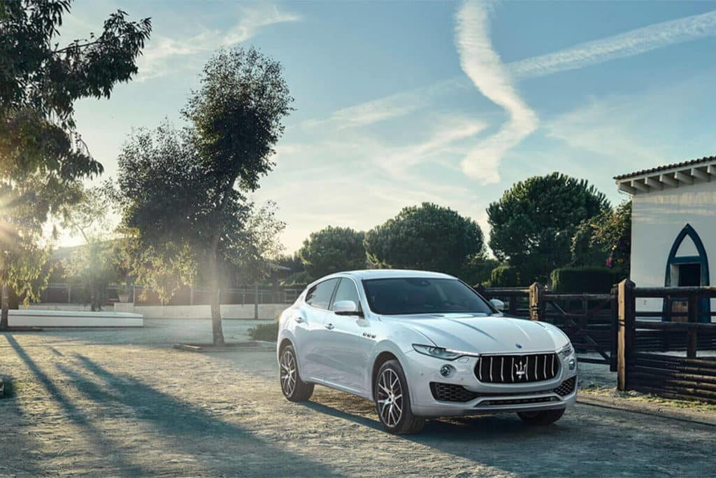 0.0% Financing on Maserati Levante