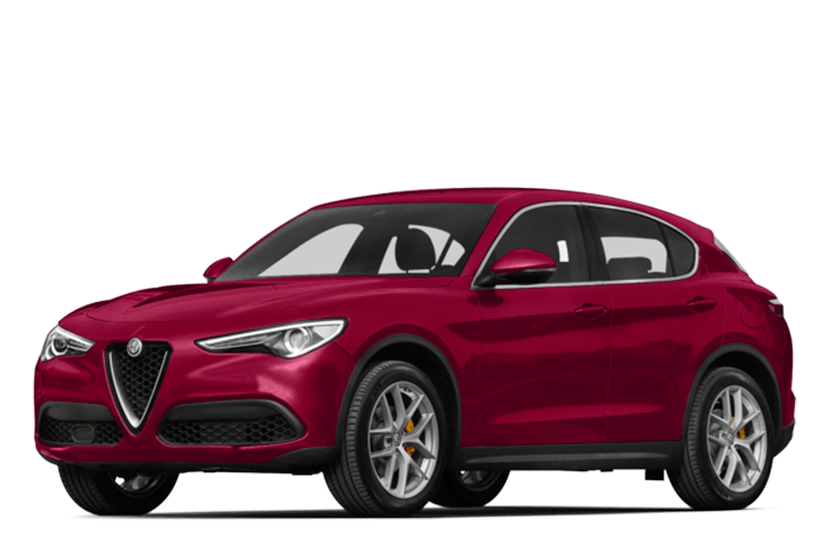 2018 Alfa Romeo Stelvio Base Hero