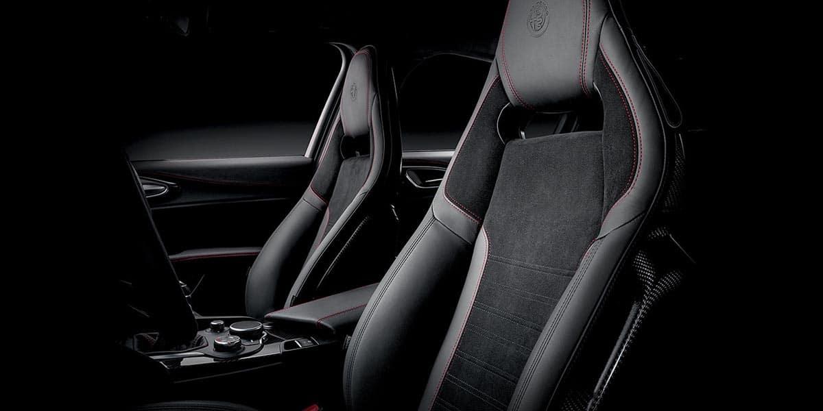 2018 Maserati Quattroporte Seats